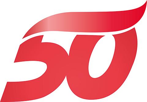 50-logo