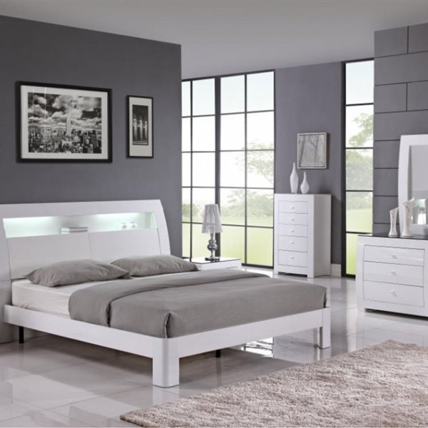 Barcelona bedroom set – Ameublement Beaubien : Magasin de meubles ...