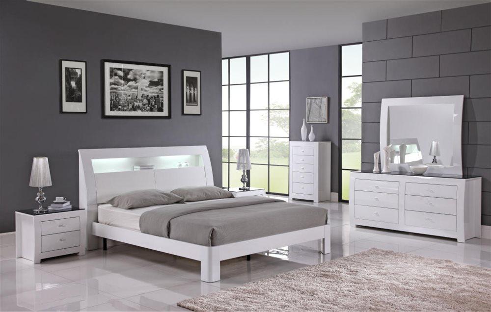 Exceptionnel Barcelona Bedroom Set