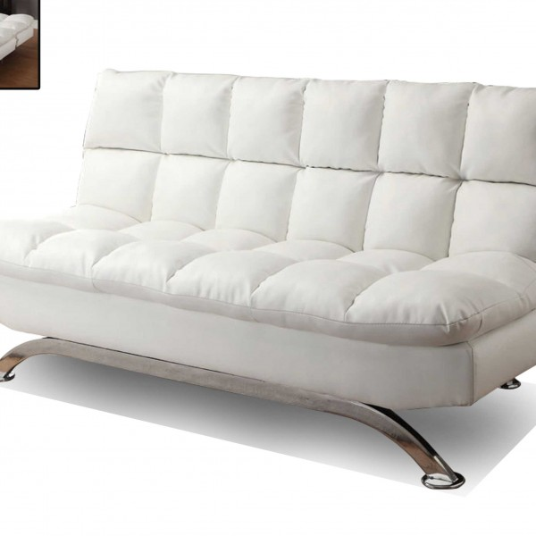 Klik Klak Sofa Bed White