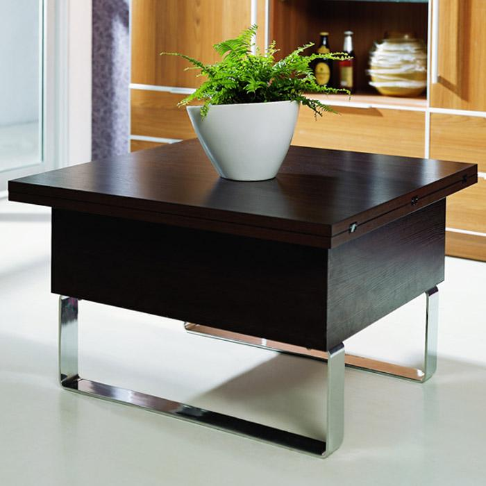 Milan Convertible Coffee Table To Dining Table